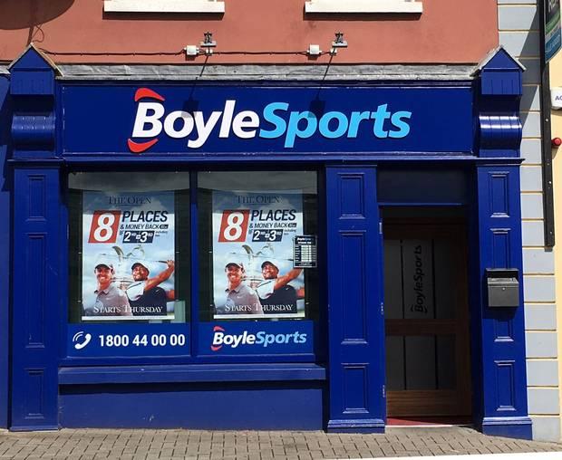 sports betting jobs ireland