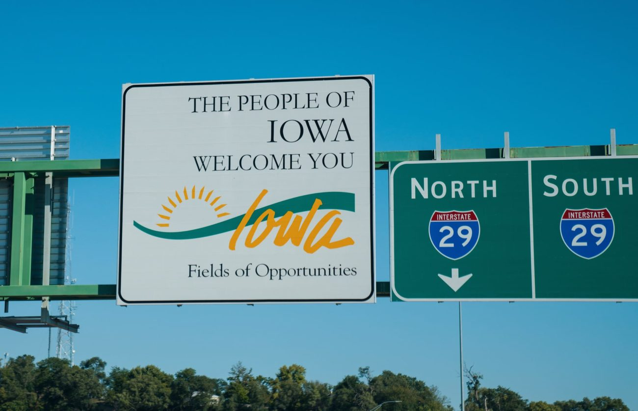 Iowa posts year-on-year sports wagering revenue increase