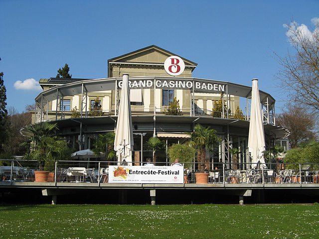 Swiss Casino Baden