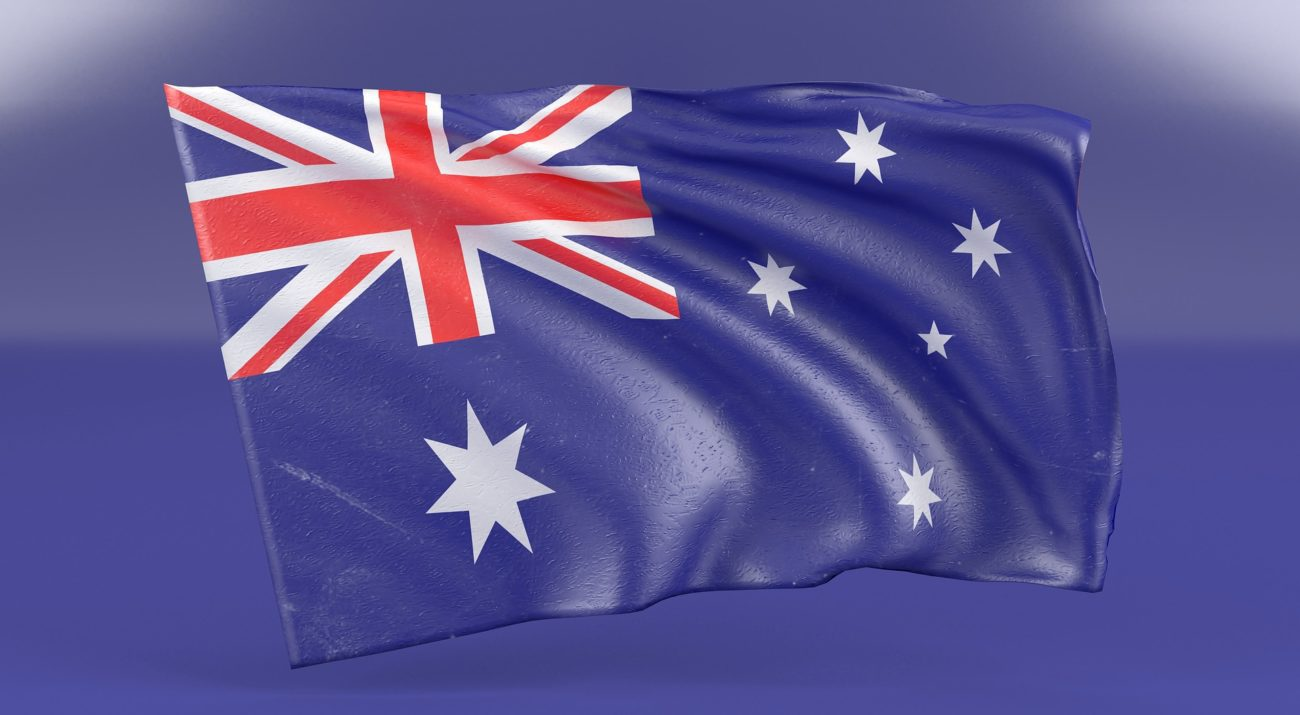 online betting laws australia flag