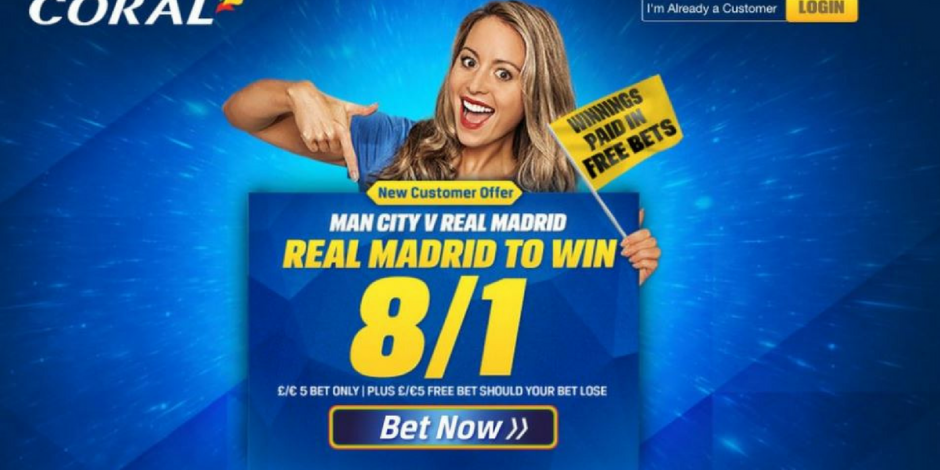 coral betting rules
