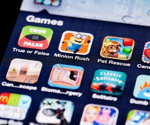 Social gaming apps online