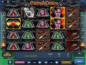 Eternal Desire Slot Machine