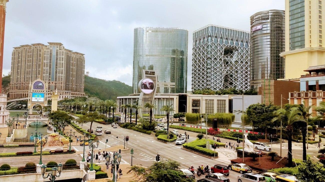 Macau records revenue increase for May