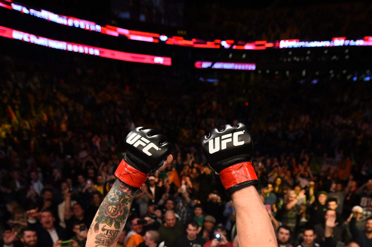 UFC looking to make waves in the sports betting industry