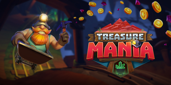 Treasure Mania by Evoplay Entertainment