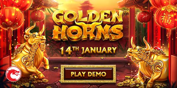 Golden Horns by Betsoft