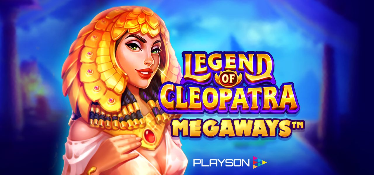 Legend of Cleopatra Megaways™ by Playson