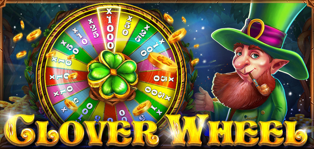 Clover Wheel by CT Gaming Interactive