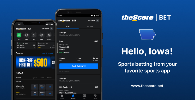 theScore posts 2021 H1 financials