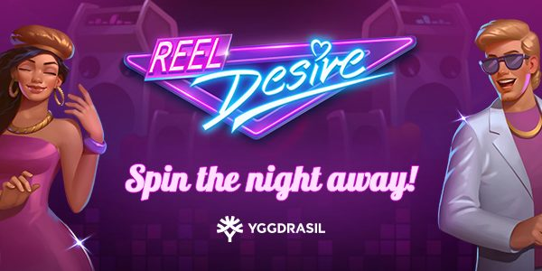Reel Desire by Yggdrasil