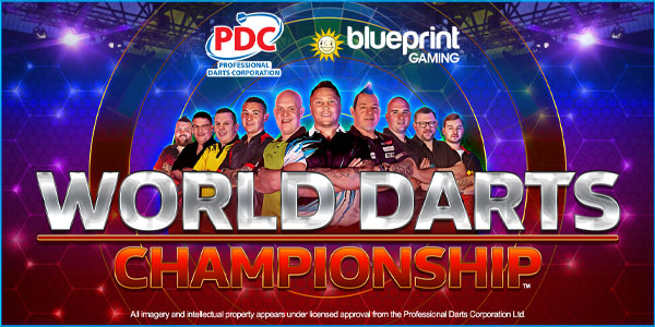 PDC World Darts Championship by Blueprint Gaming