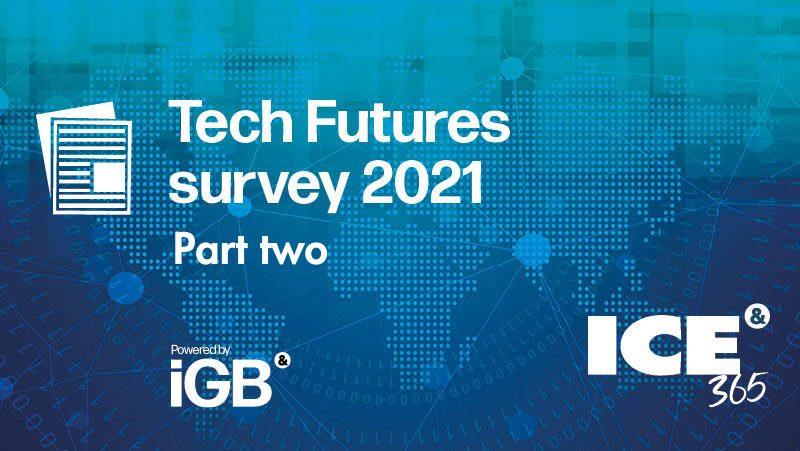 ICE 365 Tech Futures Futures Survey 2