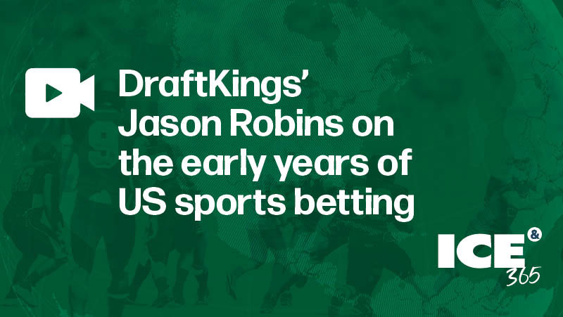 ICE 365 US sports betting series DraftKings
