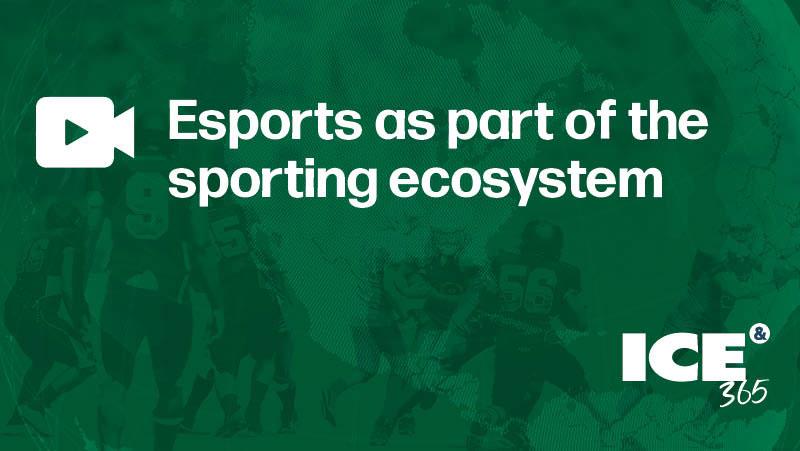 ICE 365 Philadelphia Eagles & Esports Entertainment Group
