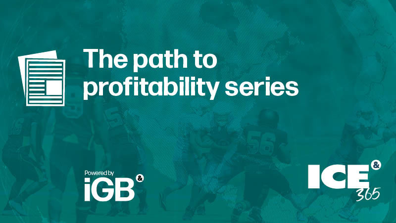 The path to profitability