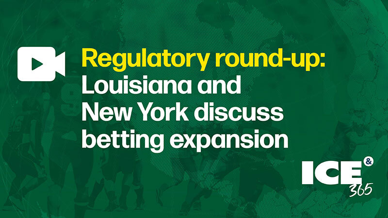ICE 365 US sports betting series - Regulatory round-up LA, NY