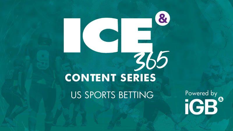 ICE 365 US sports betting series