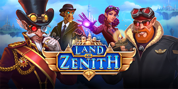 Land of Zenith by Push Gaming