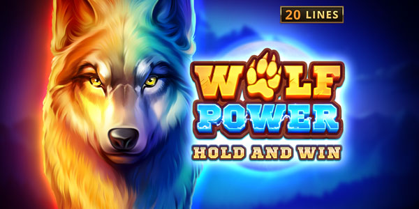 Wolf Power: Hold and Win by Playson