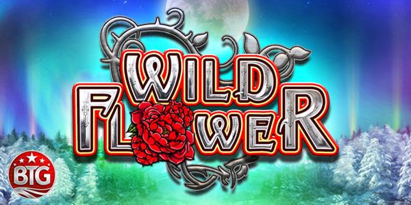 Wild Flower by Big Time Gaming