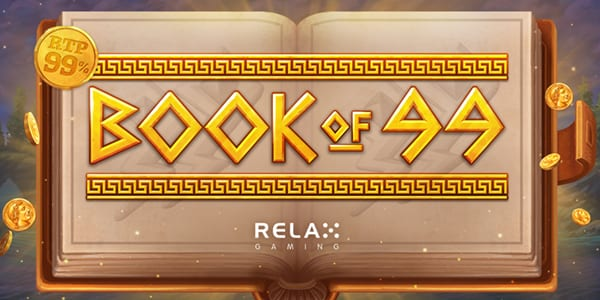 Book of 99 by Relax Gaming
