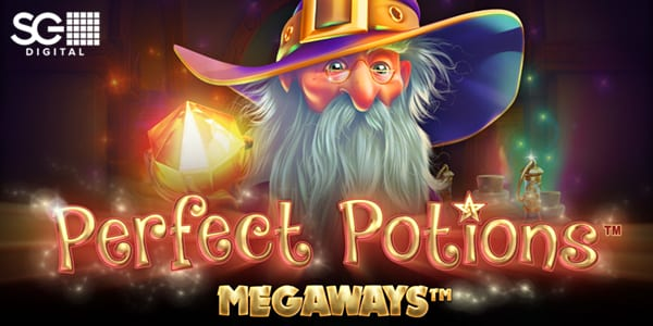 Perfect Potions Megaways™ by SG Digital