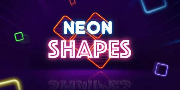 Neon Shapes by Evoplay