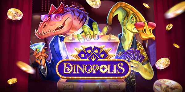 Dinopolis by Push Gaming