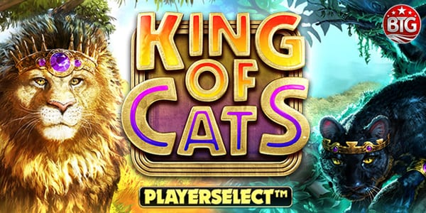 King of Cats Megaways™ by Big Time Gaming