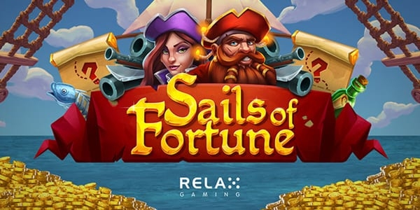 Sails of Fortune by Relax Gaming