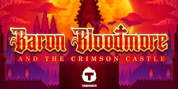 Baron Bloodmore and the Crimson Castle by Thunderkick
