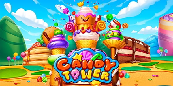 Candy Tower by Habanero