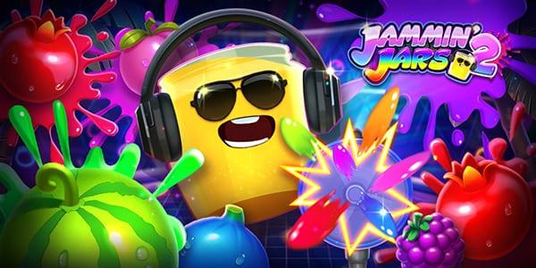 Jammin' Jars 2 by Push Gaming