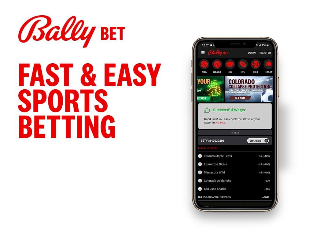 Bally's launches BallyBet sportsbook in Colorado