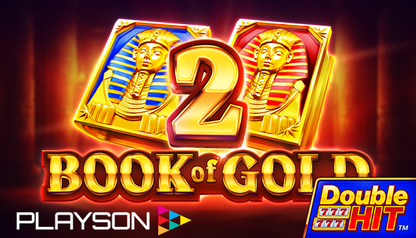 Book of Gold 2: Double Hit™ by Playson