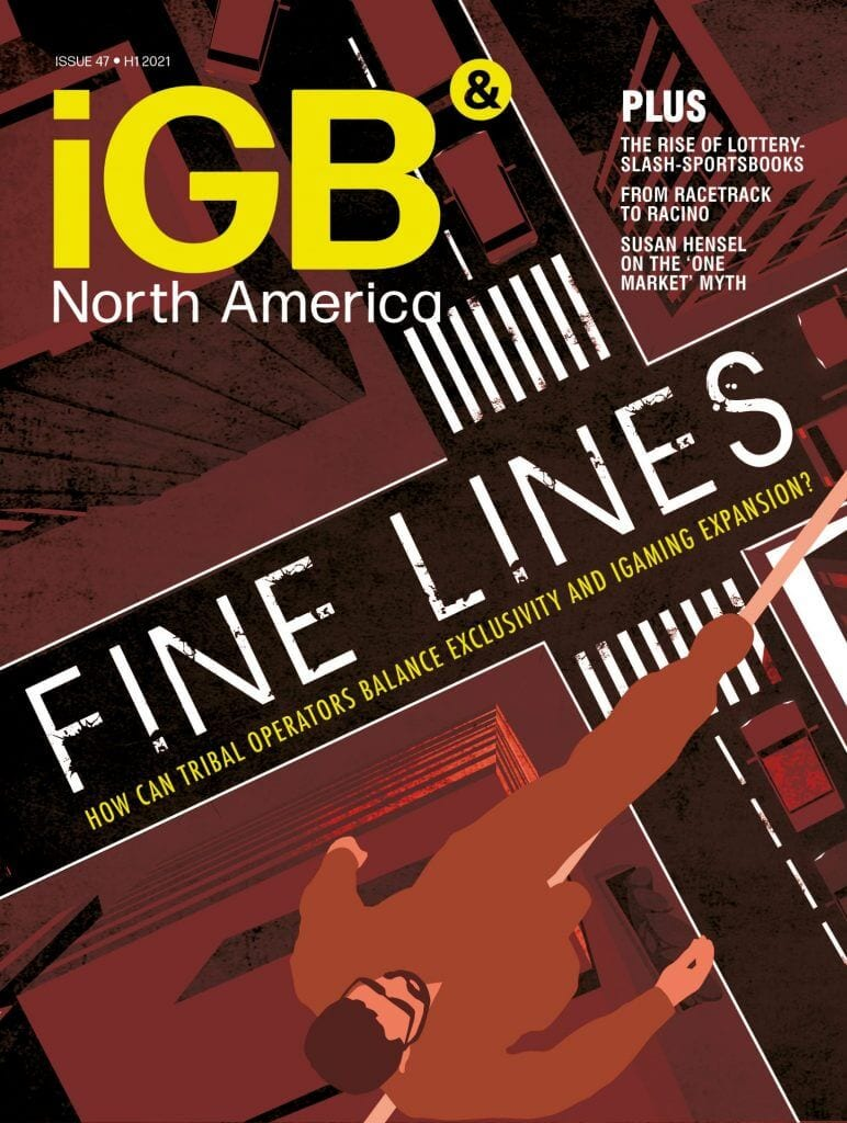 iGB North America: Issue 47 cover