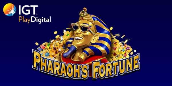 Pharaoh's Fortune by IGT PlayDigital
