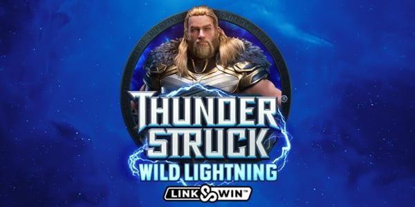Thunderstruck Wild Lightning by Microgaming