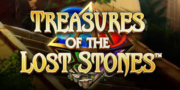 Treasures of the Lost Stones by Microgaming