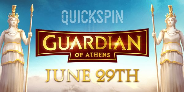Guardian of Athens by Quickspin
