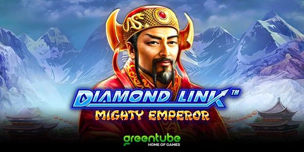Diamond Link: Mighty Emperor by Greentube