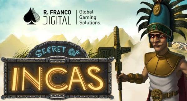 Secret of Incas by R Franco Digital