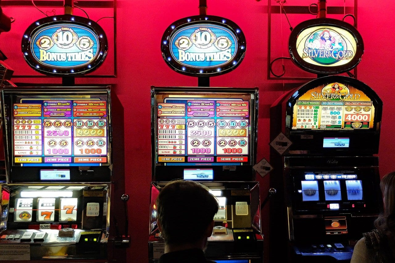 Chile puts ban on slot machines outside of casinos