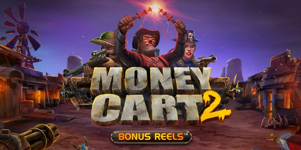Money Cart 2 by Relax Gaming