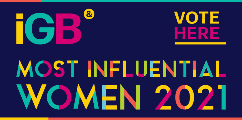 iGB Most Influential Women 2021