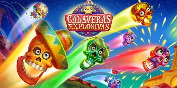 Calaveras Explosivas by Habanero