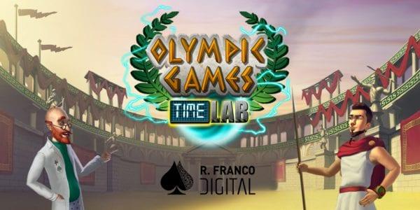TimeLab 2: Olympic Games by R Franco Digital