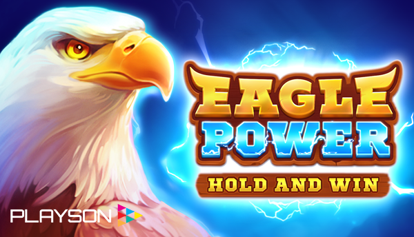 Eagle Power: Hold and Win by Playson