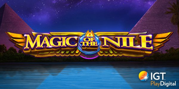 Magic of the Nile by IGT PlayDigital
